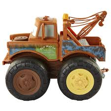 100 Rc Pulling Trucks Amazoncom Disney Pixar Cars 3 Tow Mater Truck Push And Pull Up