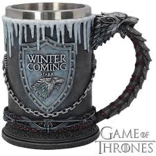 Barringtons Swords Game Of Thrones Gifts House Sigil Tankard