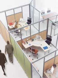 separateur bureau cloison open space menuiserie image et conseil
