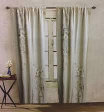 cynthia rowley floral curtains drapes valances ebay