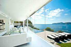 The Waterfront House Designs by Would Buying This Glazed Waterfront Designer Villa Make You