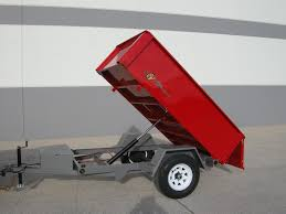 100 Single Axle Dump Trucks For Sale BWISE Trailers BWise Trailer DLP8
