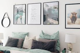 moderne wandbilder für das schlafzimmer tipps für mehr