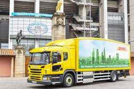 DHL's Gas-powered Scania At Clean Cities | Gazeo.com Dhl Buys Iveco Lng Trucks World News Truck On Motorway Is A Division Of The German Logistics Ford Europe And Streetscooter Team Up To Build An Electric Cargo Busy Autobahn With Truck Driving Footage 79244628 Turkish In Need Of Capacity For India Asia Cargo Rmz City 164 Diecast Man Contai End 1282019 256 Pm Driver Recruiting Jobs A Rspective Freight Cnections Van Offers More Than You Think It May Be Going Transinstant Will Handle 500 Packages Hour Mundial Delivery Stock Photo Picture And Royalty Free Image Delivery Taxi Cab Busy Street Mumbai Cityscape Skin T680 Double Ats Mod American