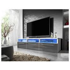 Hot Item Lowboard Entertainment LED TV Stand Cabinet Unit