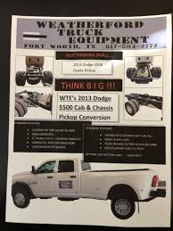 Weatherford Truck Equipment