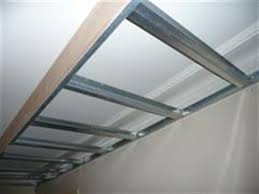 faire un faux plafond avec spot de design unique