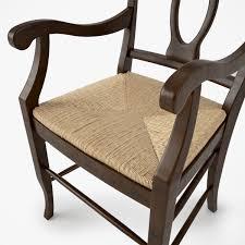 3D model Pottery Barn Napoleon Rush Seat Chair