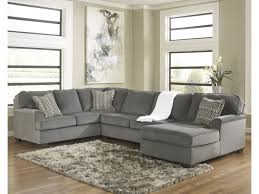 Microfiber Sofas And Sectionals by Furniture Sectional Couches With Recliners Ashley Sectional