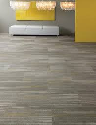 Tiled Carpet by Carpet Tiles Grey Is Subtlety Highlighted With Yellow With Rich