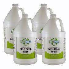 100 Truck Wash Soap Amazoncom EcoGen ECOTRKGCS Car Unscented Gallon