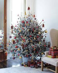 Christmas Tree Flocking Kit by Christmas Trees Make It Sparkle Make It Your Own Martha Stewart