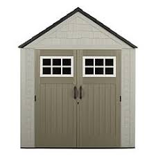 Rubbermaid Vertical Storage Shed by Garden Sheds Storage Buildings Sears