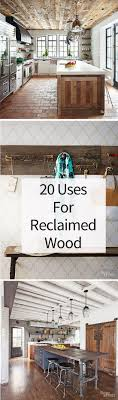 20 Brilliant Uses For Reclaimed Wood | Kitchen Ceilings, Interior ... 25 Unique Barn Wood Crafts Ideas On Pinterest Best Board Decor Projects Rustic Hall Trees Farmhouse Wood Mirror Matthew Colleens Blog Old Fence Boards Made Into A Head I Love It So Going To 346 Best Sheet Metal Images Balcony 402 Unique Framing Ideas Picture Frame Trim My House Stardust Designs Wall How To Create Weathered Barnwood Look With This Inexpensive Old Barn