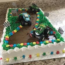 99 How To Make A Monster Truck Cake 2nd Birthday Graceful S Flickr