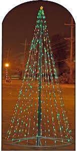 Christmas Tree Kit Designed For The Original Telescoping Flagpole