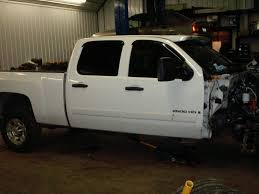 Wrecked Duramax Trucks For Sale, Salvage Title Trucks For Sale ... Sema 2018 Ranch Hands Wrecked Truck Showcases What A Bumper Can Do Used Parts Phoenix Just And Van 2017 Gmc Sierra 1500 Slt All Terrain Us Salvage Autos Types Of Ebay 2012 Chevrolet Silverado Totaled Chevy Wwwtopsimagescom 1993 Chevrolet Custom Pickup Boyds Hauler Photo Trailblazer Wreck In The Album My 2002 Quality Oem Replacement Craziest Picture Of A Involved Crash With Semi How To Hit Junkyard Trucks For Sale N Trailer Magazine