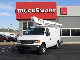 100 Used Utility Trucks For Sale 2007 Ford E350 Super Duty Bucket Service Utility Truck For Sale 597820