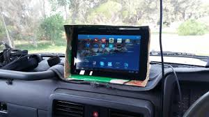 Show Off You Laptop/Tablet/GPS Mounts Please   Expedition Portal Amazoncom Rand Mcnally Tnd530 Truck Gps With Lifetime Maps And Wi Navigation Routing For Commercial Trucking Gps Best Buy Tracker For Semi Trucks Resource Garmin Dezl 760lmt 7 W Free Traffic 124 Automotive Pezzaioli 3lagen Gpslongdistance Liftachse Sba31u Semitrailer Radijo Ranga Skelbimai Ulieiamslt Monitoring Employees While On The Road Tracking Dealing Tradeoffs Of Autonomous Trucks Trucking Technology Is Making The Roads Safer News