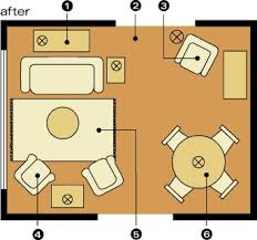 Rectangular Living Room Dining Room Layout by Best 25 Living Dining Combo Ideas On Pinterest Small Living