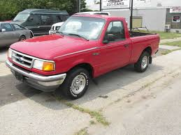 100 Ford Compact Truck Ranger S Are Awesome