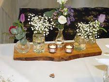 Vintage Rustic Wedding Dusky Pink Ridged Tea Light Holders Table Centres