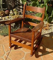 stickley brothers co rocking chair rocker 250 collection on ebay