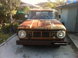 100 67 Dodge Truck 19 D200 Rat Rod Or