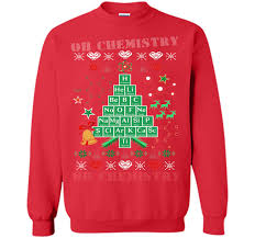 Diy Christmas Story Leg Lamp Sweater by Oh Chemistree Chemistry Funny Ugly Christmas Sweater T Shirt