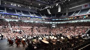 salle de concert lille l orchestre national de lille ce mardi soir au stade mauroy