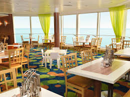 mein schiff herz restaurants bistros cruise paper