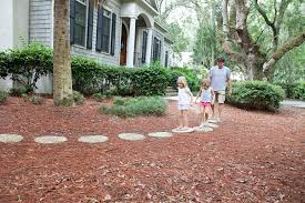 Step-By-Step Instructions For Making Stepping Stones Garden With Tropical Plants And Stepping Stones Good Time To How Lay Howtos Diy Bystep Itructions For Making Modern Front Yard Designs Ideas Best Design On Pinterest Backyard Japanese Garden Narrow Yard Part 1 Of 4 Outdoor For Gallery Bedrock Landscape Llc Creative Landscaping Idea Small Stone Affordable Path Family Hdyman Walkways Pavers Backyard Stepping Stone Lkway Path Make Your