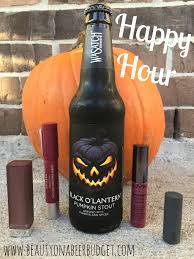 Wasatch Pumpkin Ale Recipe by October 2015 U2013 Beauty On A Beer Budget