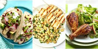 Light Summer Meals Best Dinner Recipes Quick And Easy Meal Ideas
