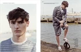 Mens Young Spring Summer 2015 Fashion Style Editorial 1 A Good Combo Of Retro Modern Soft Tailoring
