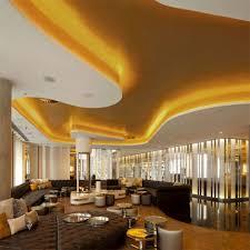 Glitzy Modern Design W Hotel London Leicester Square