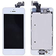LL TRADER For iPhone 5 LCD White Full Display Assembly Touch