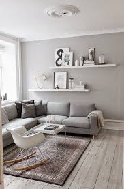 Shelving Is Amazing Idea For Sleek Wall Makeover Just Behind The Couch In Living Room Empty Spoil Grace And Charm Of Decoration So It