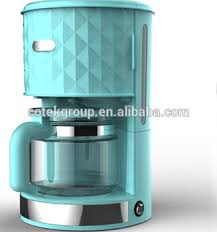 1000watts 125liters10 12cups Stainless Steel Housing Mint Colour OEM Industrial Coffee Machines