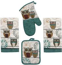 Classy Inspiration Owl Kitchen Decor Amazon Com