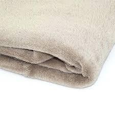 plaid taupe pour canapé jete de canape taupe plaid montana l230 cm pas cher fair t info