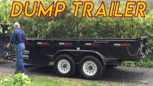 Great Northern Dump Trailer Review - YouTube