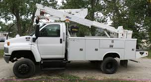 100 Bucket Trucks For Sale In Pa 2009 GMC C5500 Bucket Truck Item L7092 SOLD September 1