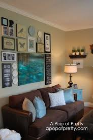 Brown Sofa Decorating Living Room Ideas by Best 25 Brown Couch Decor Ideas On Pinterest Brown Sofa Decor