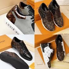 معرض محور رياضي احذية لويس فيتون رجالي 2019
