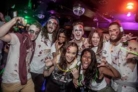 Best Halloween Attractions Uk by The Best Halloween Events In London London Evening Standard