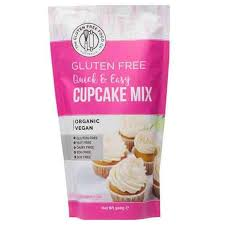 The Gluten Free Food Co Cupcake Mix 500g