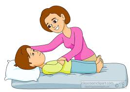 Clipart of take care