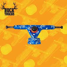 100 Buck Skate Trucks Bandana 180mm Sk8bites Negozio Di Skateboard Online