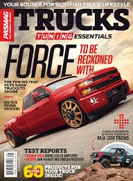 100 Performance Products Trucks Tuning Essentials 5th Edition PASMAG Since 1999